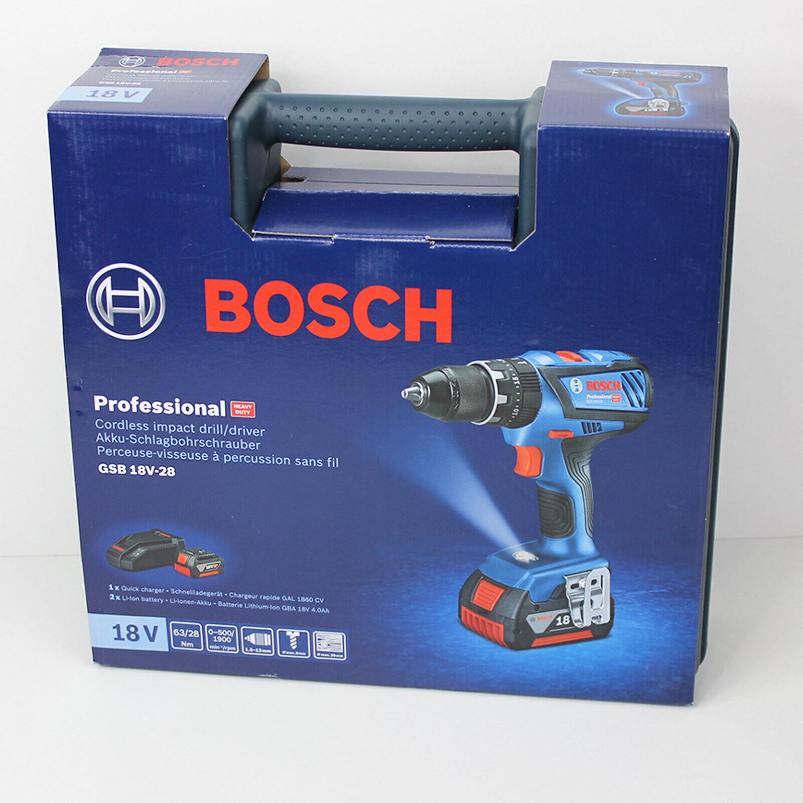 Bosch 18V Akku-Schlagschrauber - GSB 18V-28 - 06019H4005