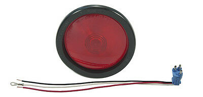 Grote 52152 Torsion Mount II 4 Red Tail Lamp