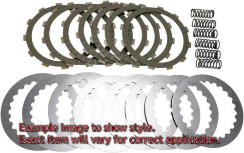 Cork CK Plates DRC Complete Clutch Kit /& Springs EBC DRC229 for MC Steels
