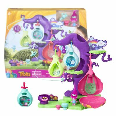 Hasbro DreamWorks Trolls POD/'ular Troll Tree Playhouse Playset Childrens Toy