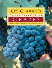 Oz Clarke's Encyclopedia of Grapes-ExLibrary