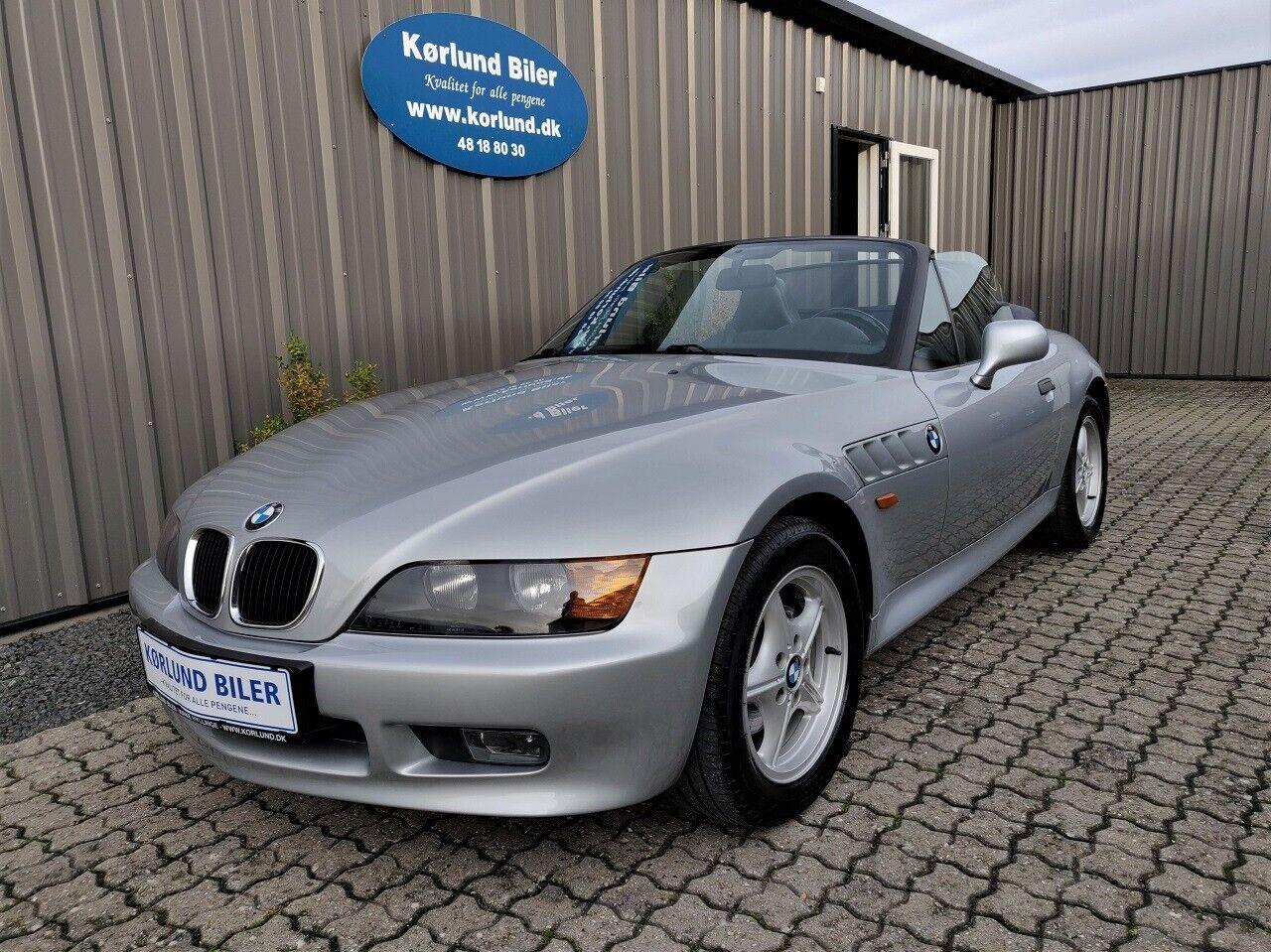 BMW Z3 1,9 Roadster aut. 2d - 0 kr.
