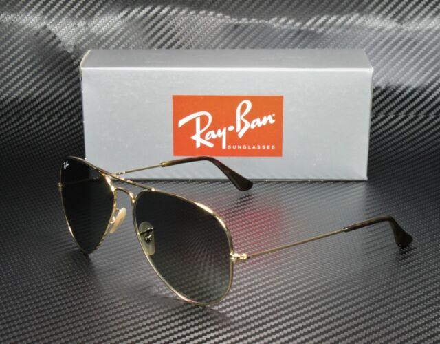 mens black aviator sunglasses ray ban