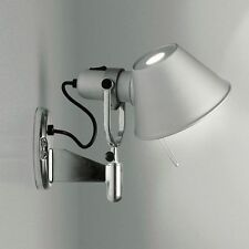 Artemide Tolomeo Faretto (A029250) parete on/off alluminio ...
