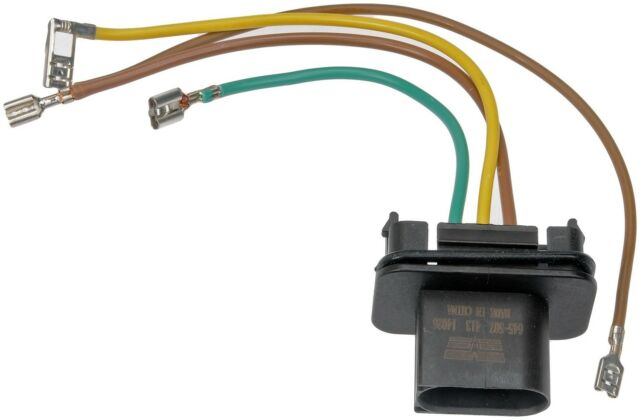 Dorman 645-681 6-Wire Pigtail