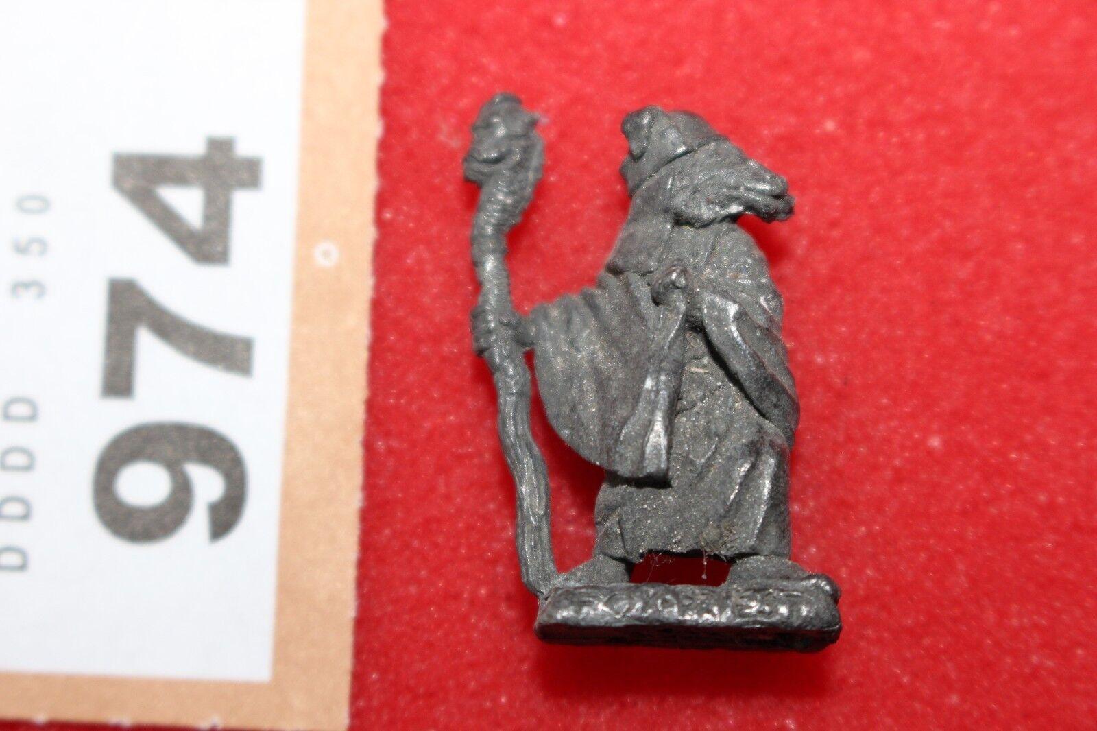 Games Workshop Citadel C05 Oriental Hero Fox Priest Beastmen Pre Slotta Mint OOP