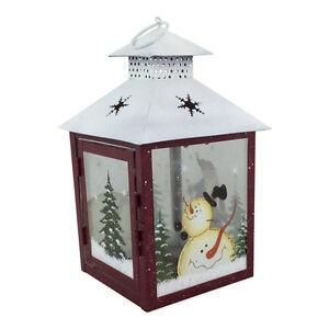 weihnachtsmann schneemann gemalt weihnachten laterne. Black Bedroom Furniture Sets. Home Design Ideas