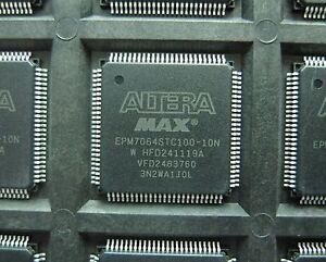 Altera-EPM7064STC100-10N-QFP-100-IC-MAX-7000-CPLD-64
