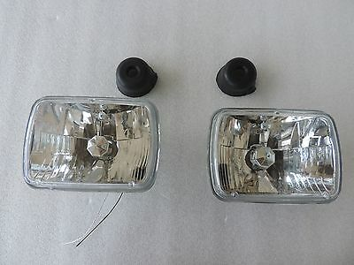 NEW Head Lights For Nissan Silvia S13 180SX 200SX H13 RX-7