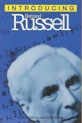 Introducing Bertrand Russell by Robinson, Dave