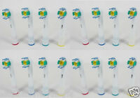 16x Replacement Electric Toothbrush Heads For Oral B Braun Vitality 3d White