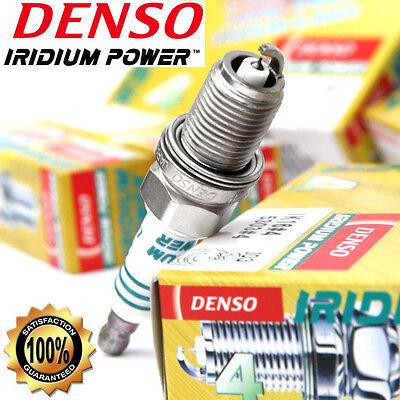 DENSO IRIDIUM POWER SPARK PLUGS FORD LASER KJ KJII 1.8L BPD 4 CYL. - IK20 X 4