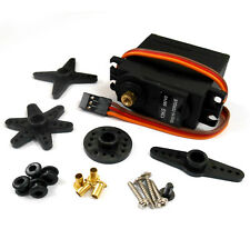 13kg High Torque Steering RC Car Servo Metal Gear 1/10 1/8 Scale