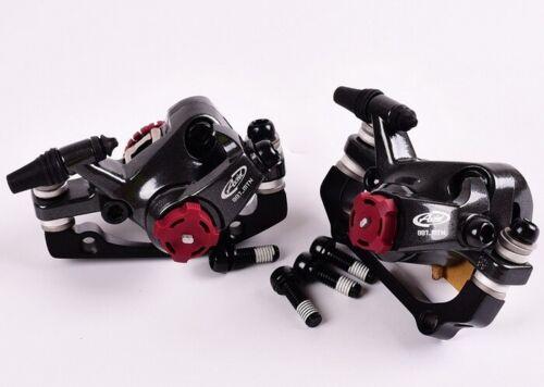 AVID BB7 MTB XC Bike Mechanical Brakes Disc Brake Calipers Front Rear set