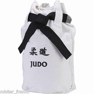 Colore Borsone per Judo Bianco Blitz