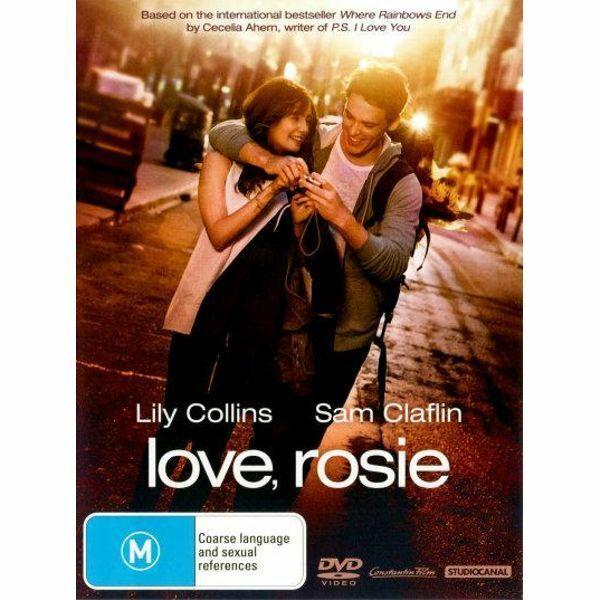 Love, Rosie : NEW DVD