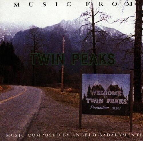 1 of 1 - Various Artists, Ang - Twin Peaks (Original Soundtrack) [New CD]