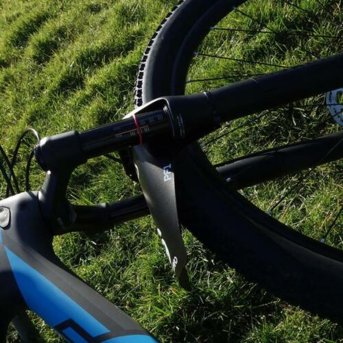 Front MTB Mudguard RideGuard PF1 Enduro Guard Mountain Bike Fender UK Made Hope