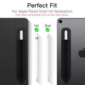 Custodia in silicone compatibile con Apple Pencil custodia in silicone per Apple Pencil custodia protettiva accessori compatibili con Apple Pencil 1a generazione - custodia protettiva per penna
