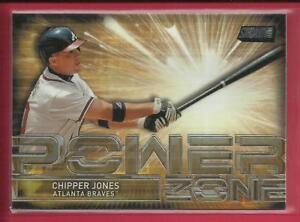 Chipper-Jones-2017-Topps-Stadium-Club-Power-Zone-Card-PZ-CJ-Atlanta-Braves-MLB