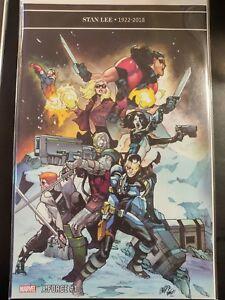 X-FORCE-1a-2019-MARVEL-Comics-VF-NM-Book