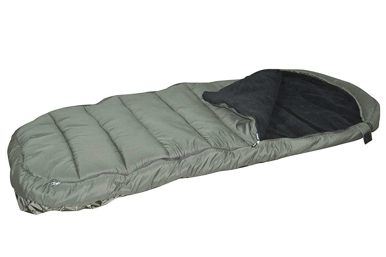 Abode® 5S Peach Skin Hollow Fill 3D Duvet Box-Bag™ Carp Fishing Sleeping Bag NEW