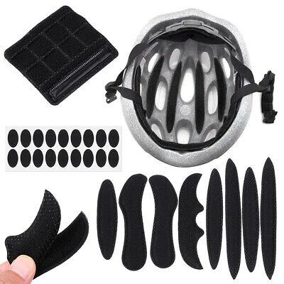Helmet Inner Sealed Sponge Padding Kits Replacement Motorcycle Bicycle Foam Pads