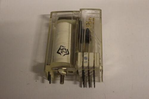 Relais Nr300 AEG//H/&B  RH1004 4 Wechsler 12VDC