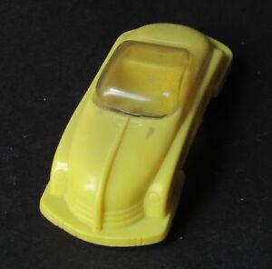 car bubble Vintage model plastic