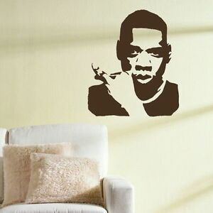 Bruce Lee Celebrity Wall Sticker Decal Art Transfer Graphic Big Celeb Vinyl BN57