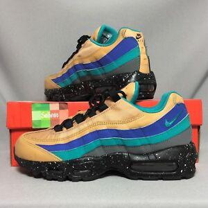 buy online 00fa6 1d30c Image is loading Nike-Air-Max-95-PRM-UK7-538416-204-