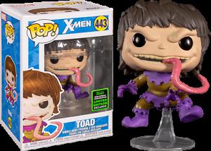 * sulla 2020 pre-ordine X-MEN-Toad Funko Pop protettore *