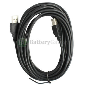 15FT-15-039-15-FT-FEET-FOOT-USB-2-0-A-TO-B-HIGH-SPEED-PRINTER-CABLE-CORD-NEW