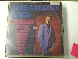 Tony-Gregory-Sings-Vinyl-LP-STUDIO-1