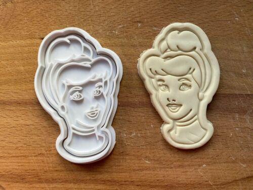 Cinderella Cookie Cutter