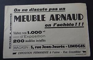 Buvard-Meuble-ARNAUD-5-rue-Jean-Jaures-Limoges-Blotter-Loscher