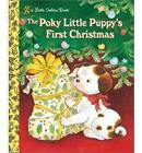 Poky Little Puppy's First Christmas by Golden Books (Hardback, 2002)