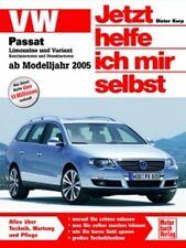 WERKSTATTHANDBUCH REPARATURANLEITUNG JETZT HELFE ICH MIR SELBST 254 VW PASSAT