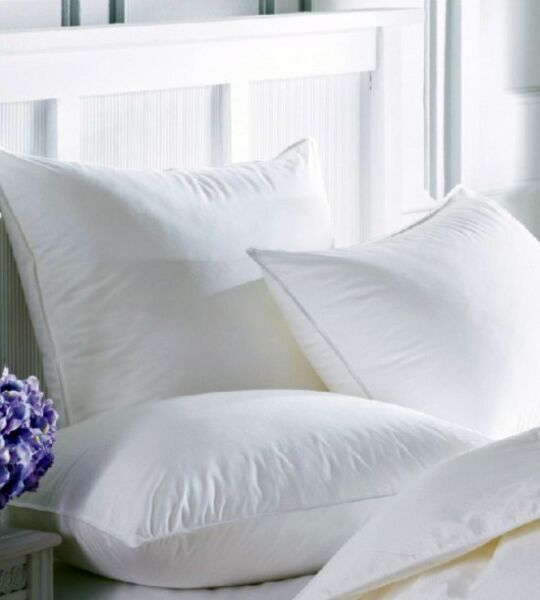 (2) Standard Feather Pillows - Custom Made In Our Shop! Minder Duur