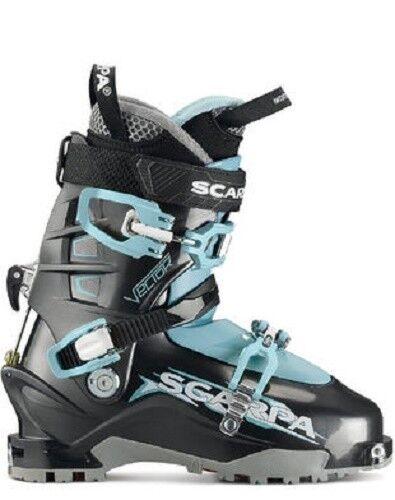 Stiefel Skifahren Damen Bergsteigen Skialp Touring Damen Skifahren SCARPA Vektor Woman 2017/2018 9bf53f