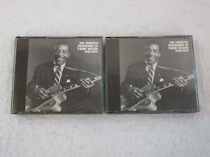 Lot-of-2-THE-COMPLETE-RECORDINGS-OF-T-BONE-WALKER-1940-1954-Mosaic-Discs-3-6