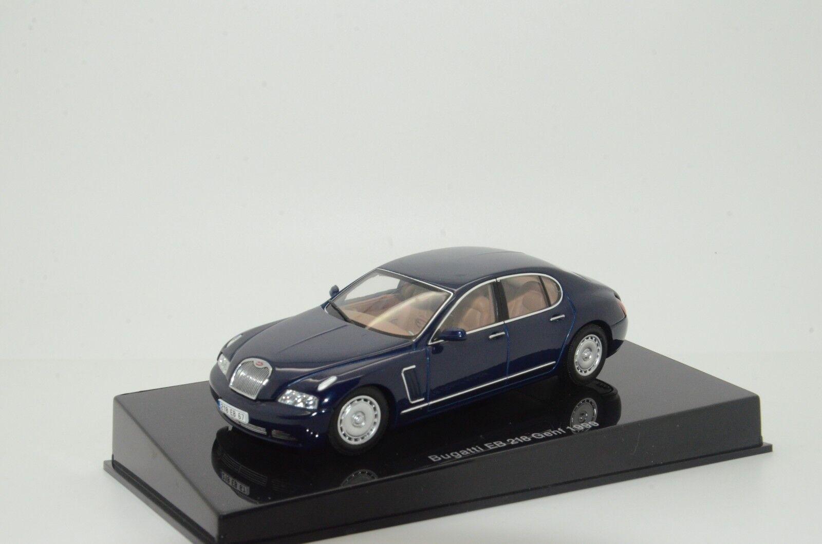 rara    Bugatti EB 218 Genf 1999 Auto Art 50931 1 43