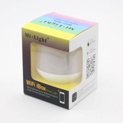 MiLight Wifi 2.4G RF Remote 8-Zone RGBW RGB CCT LED Strip lamp Panel Controller