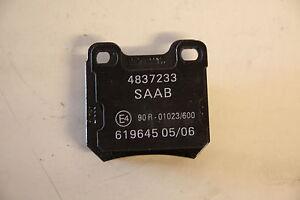 Saab-Bremsbelaege-4837241-Bremse