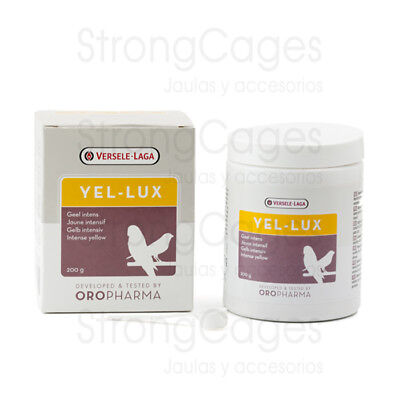 Other Bird Supplies Precise Yel-lux Pigmentante Amarillo 200 Gr Crease-Resistance Bird Supplies