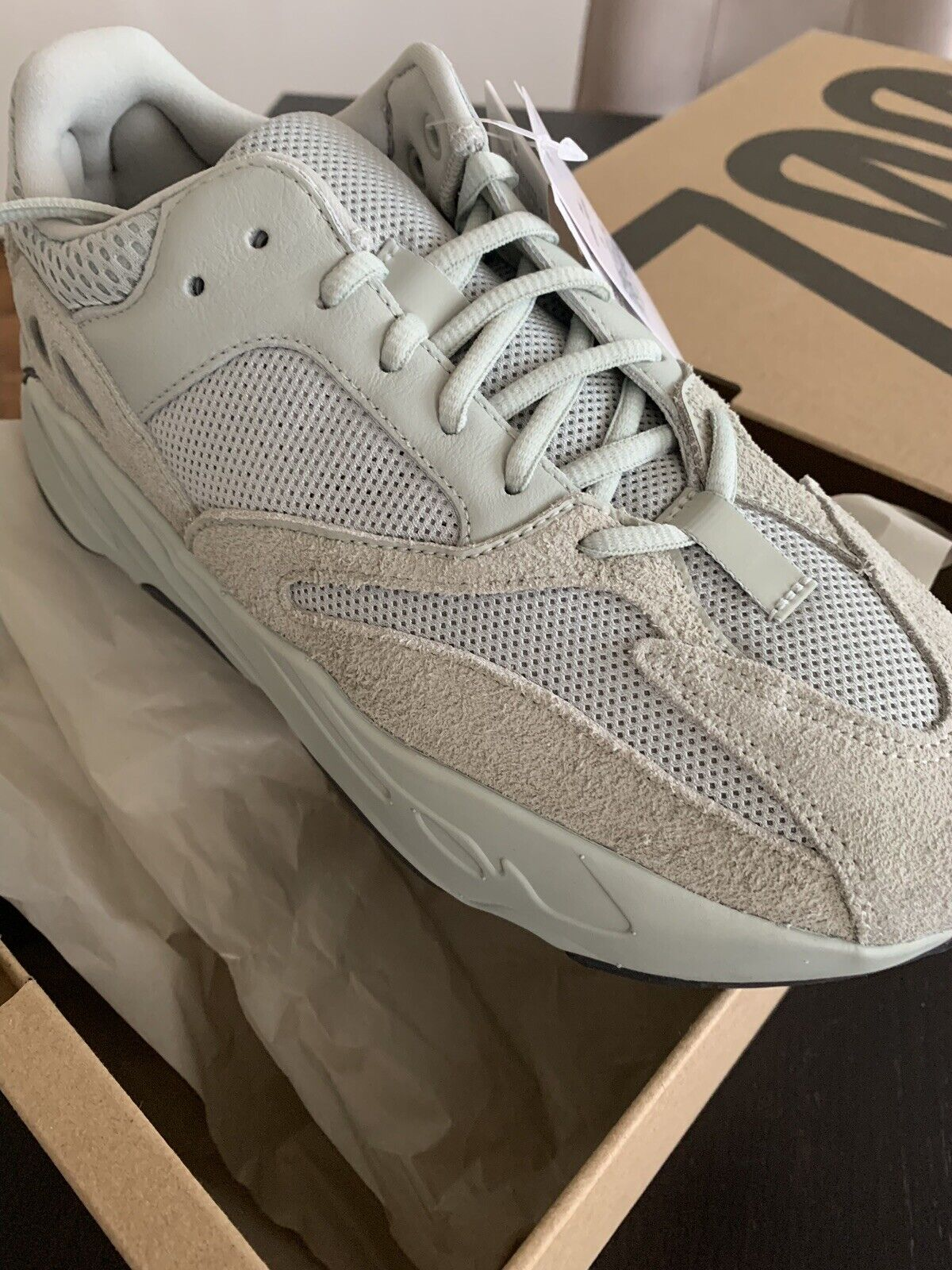 Adidas Yeezy Boost 700 Salt EU 42 US 8.5