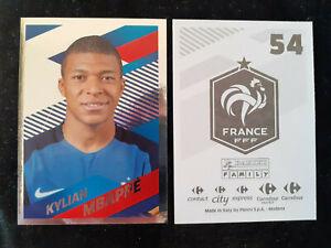 Kylian-mbappe-rookie-silver-mvp-54-sticker-paris-psg-panini-world-cup-2018