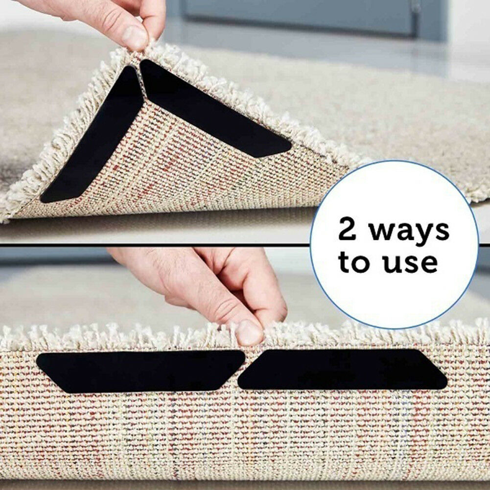 Rug Carpet Mat Curling Grippers