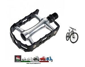 Pedali-Mtb-Movimento-Su-Sfere-In-Alluminio-Silver-Black-PEDALI-CICLO-MTB