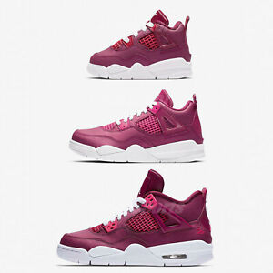 new concept 54497 c5d5d Image is loading Nike-Air-Jordan-4-IV-Retro-For-The-